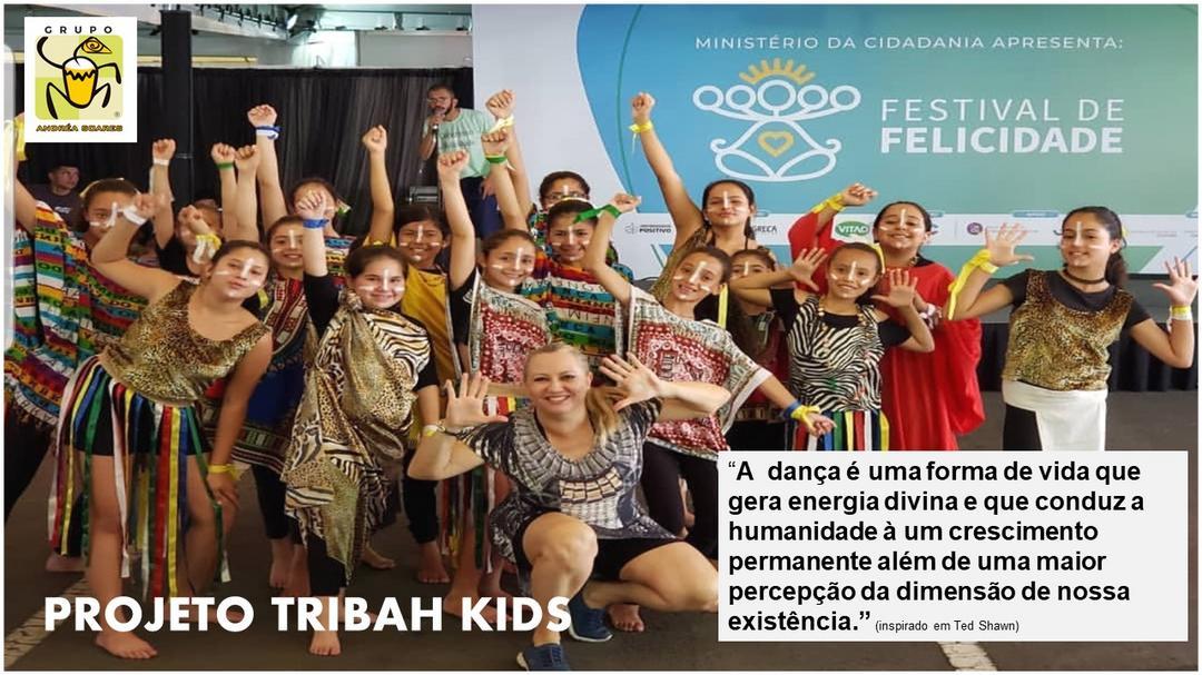 Projeto TRIBAH KIDS