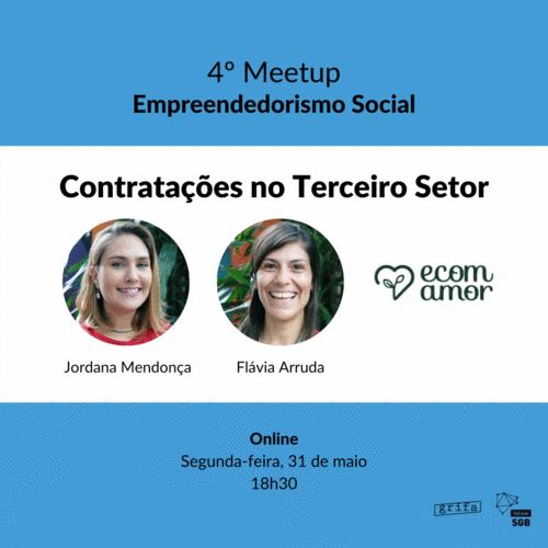 Meetup: Contratação em organizações sociais