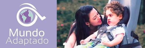 Mundo Adaptado: conexão de pais de prematuros, crianças com deficiências e PCDs