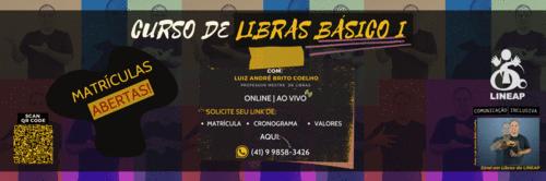 CURSO DE LIBRAS BÁSICO I
